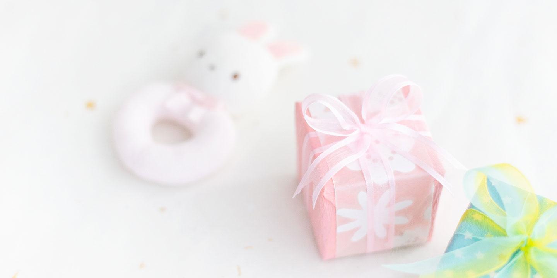 孫と子へのプレゼント